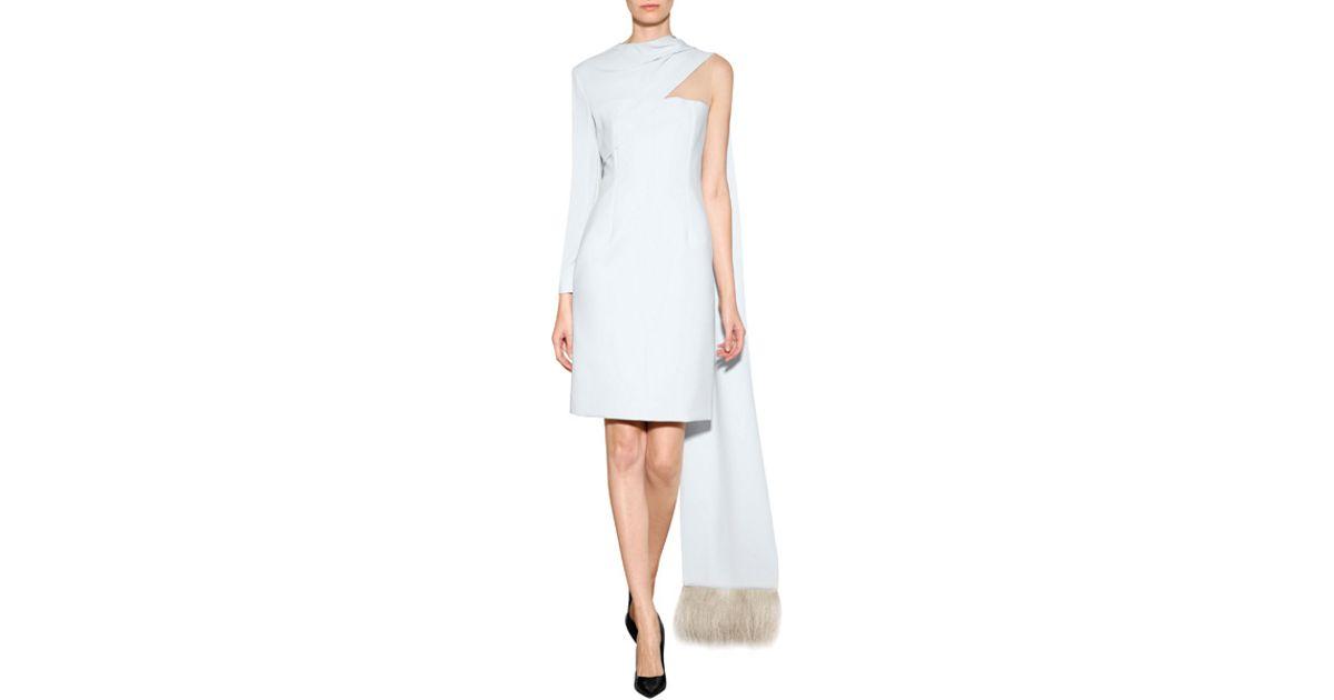DRESSES - 3/4 length dresses Marios Schwab iFTeO
