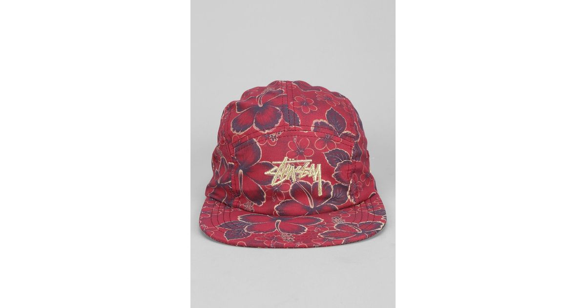 2a36013b0b942 Stussy Gold Flake New Era 5panel Hat in Purple for Men - Lyst