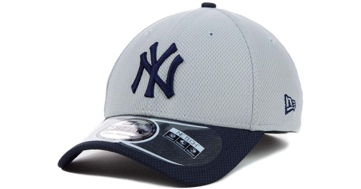 Lyst - KTZ New York Yankees Diamond Era 2 Tone 39thirty Cap in Gray for Men 97a700012695