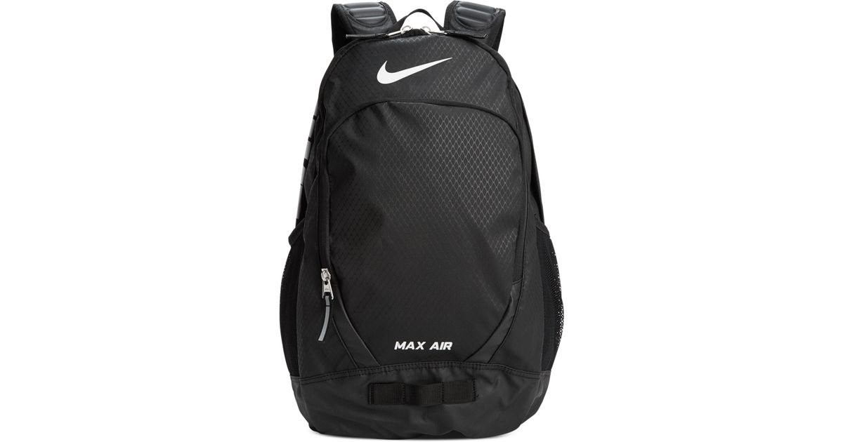 3275c021f382 Lyst - Nike Max Air Team Training Large Backpack in Black for Men