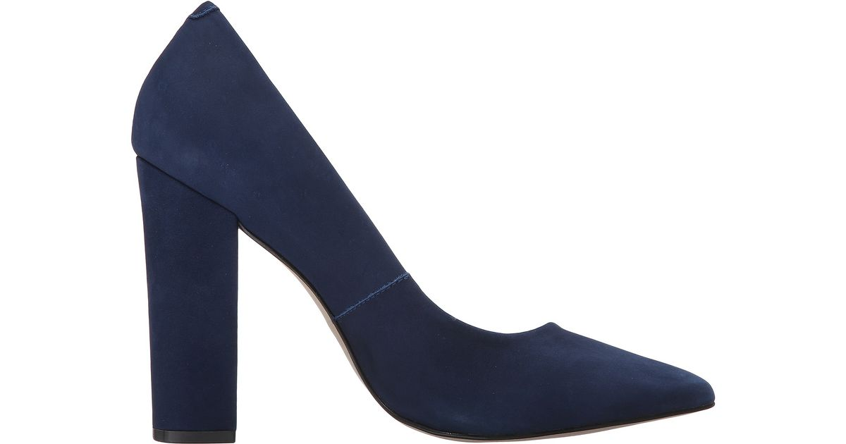 64be2d072bb Lyst - Steve Madden Primpy in Blue