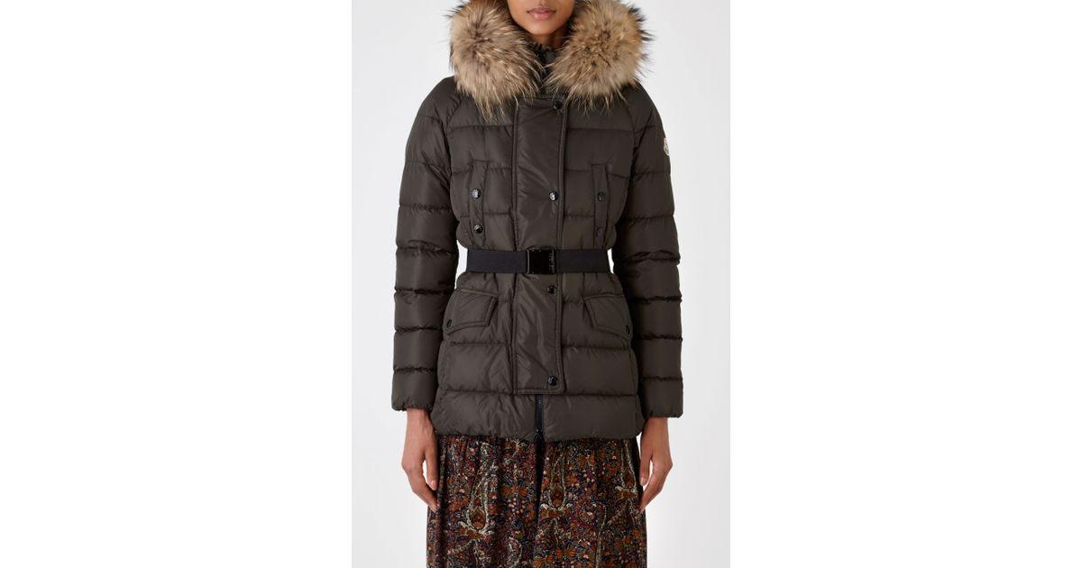 Moncler Clio Jacket in Blue (GREEN)