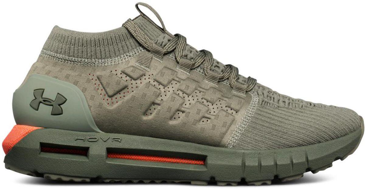 e92d714482e Under Armour Ua Hovr Phantom Nc Running Shoes in Green for Men - Lyst
