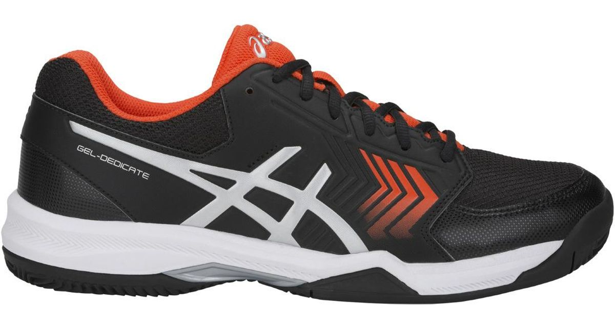 Asics Gel-dedicate 5 Clay Tennis paddle Tennis Shoes for Men - Lyst a9a9681893f