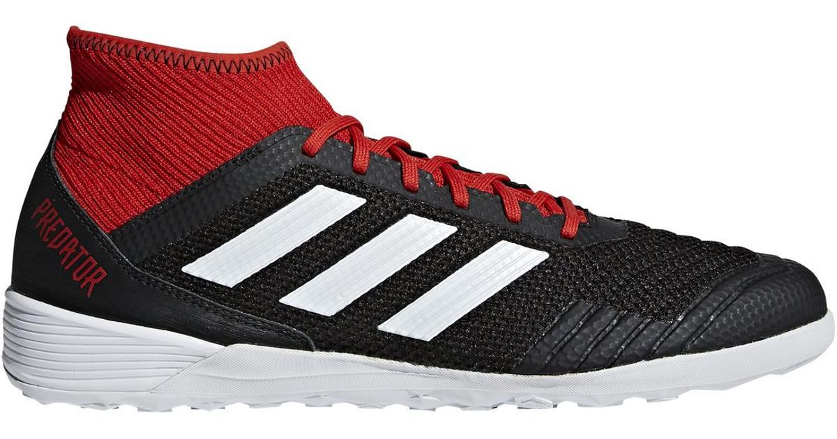 6eb5a1255c1 adidas Predator Tango 18.3 (in) Indoor Football Trainers in Red for Men -  Lyst
