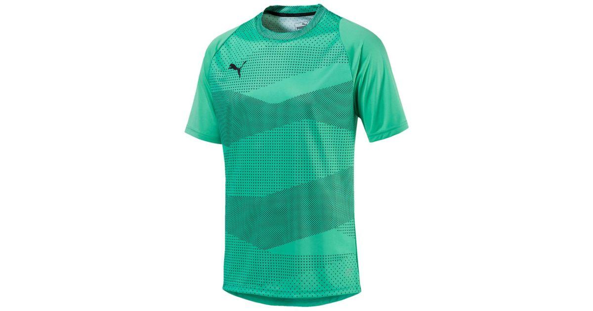 deb1e247e62 PUMA Ftblnxt Graphic T-shirt in Green for Men - Lyst