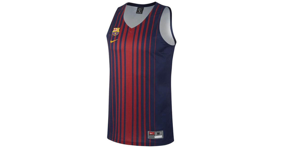 56f02cc3e6de nike fc barcelona replica basketball jersey in blue for men – save.  Download Image 1200 X 630