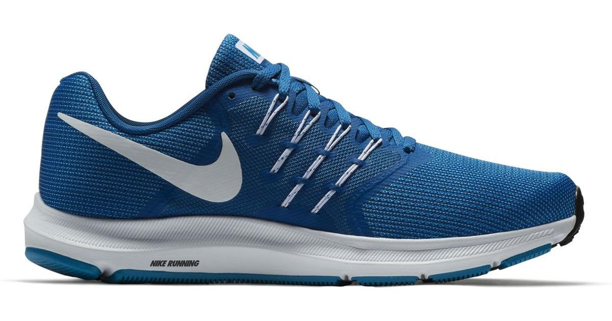 Lyst - Nike Run Swift Running Shoes in Blue for Men cb88bbd8d