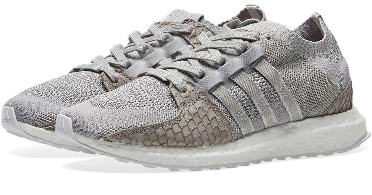 cheap for discount 11085 2a6bb Lyst - adidas Originals X Pusha T Eqt Support Ultra Pk king Push in Gray  for Men