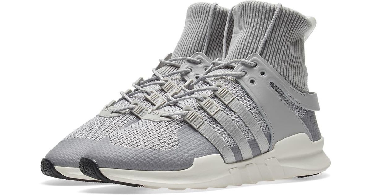 66f84322be1d8 Lyst - Adidas Eqt Support Adv Winter in Gray for Men