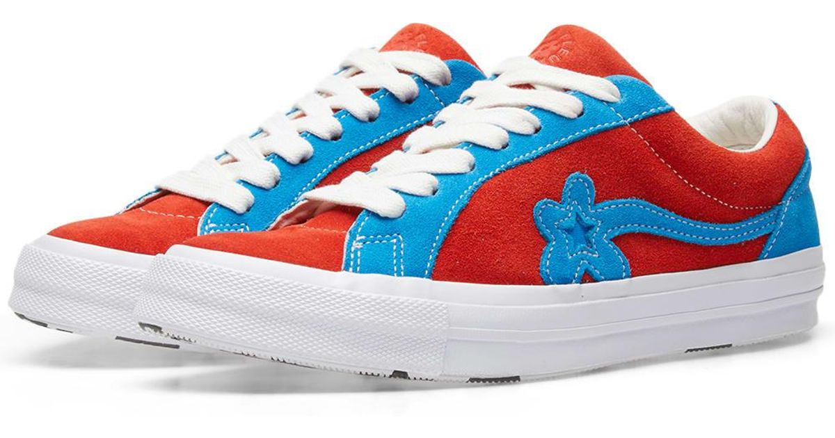 Lyst - Converse X Golf Le Fleur Two Tones in Blue 800071297