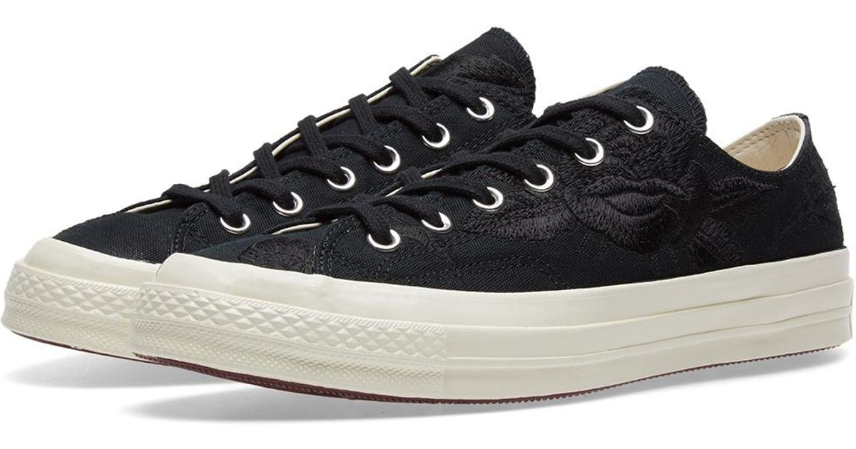 305671bfee3046 Lyst - Converse Chuck Taylor 1970s Ox Qs in Black for Men