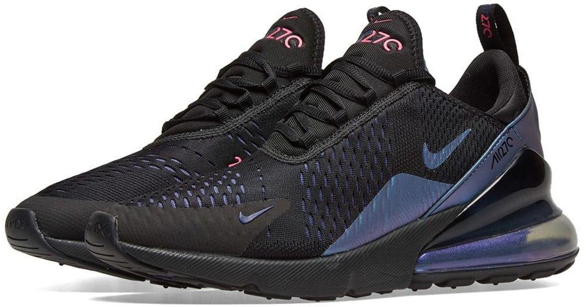 ee31298284 Nike Air Max 270 'northern Lights' W in Black - Lyst