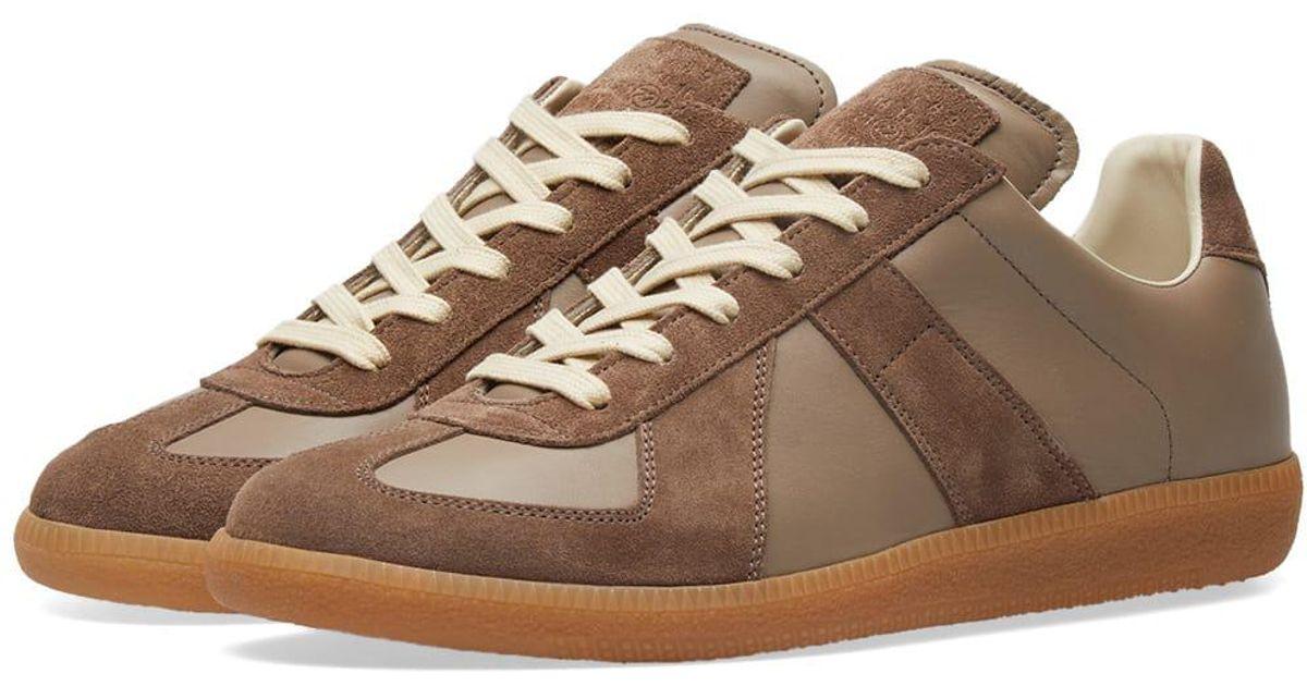 Replica sneakers - Brown Maison Martin Margiela QrIXAjqilB