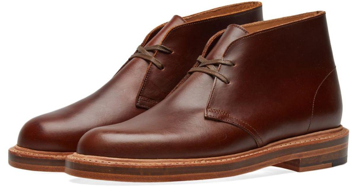 c11851203d6 Lyst - Clarks Desert Welt - Made In The Uk in Brown for Men