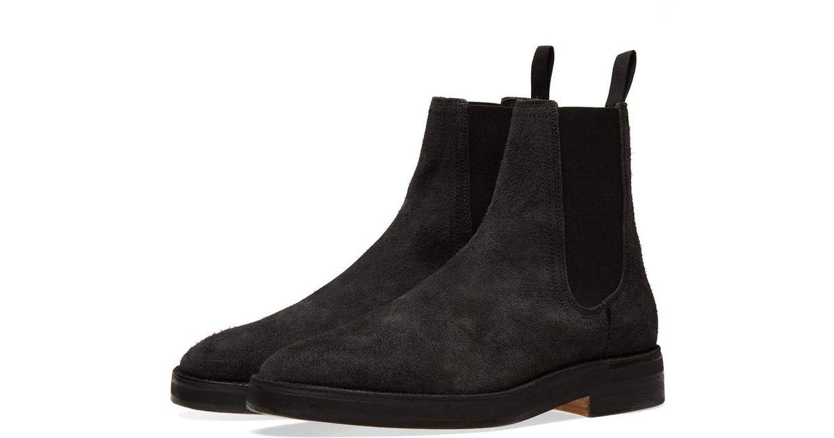 57e38d0d202 Lyst - Yeezy Chelsea Boot in Black for Men