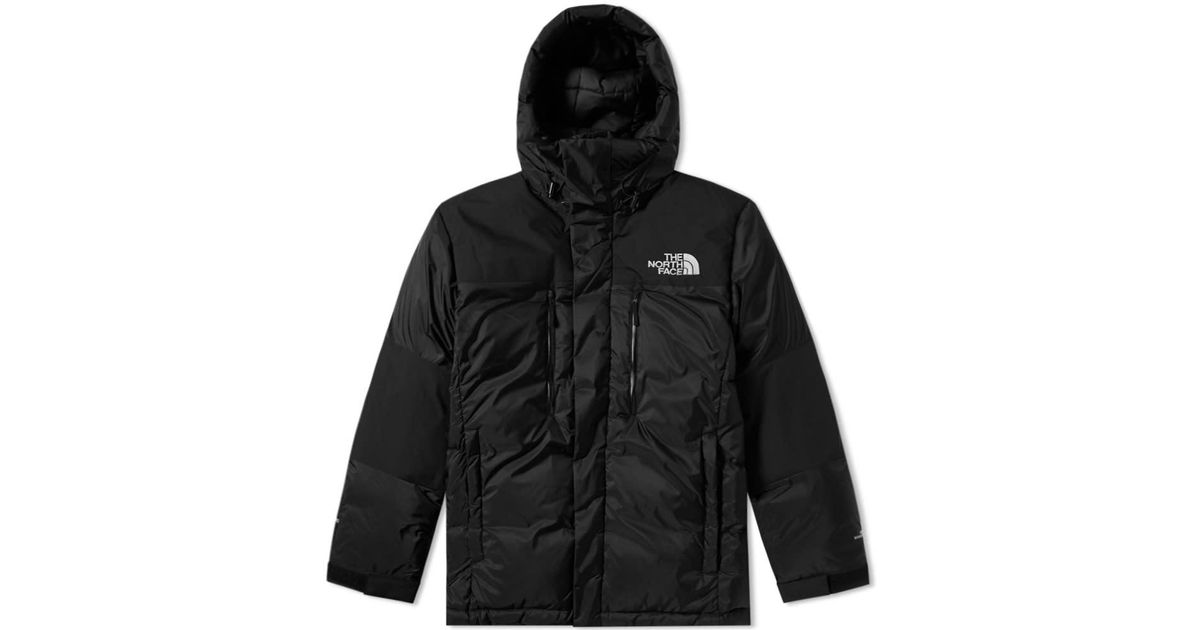 4b54fbab9f7a ... official store lyst the north face himalayan gore tex windstopper down  jacket in black for men