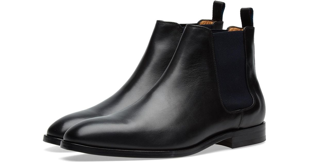 new arrival promo codes latest Paul Smith Black Gerald Chelsea Boot for men