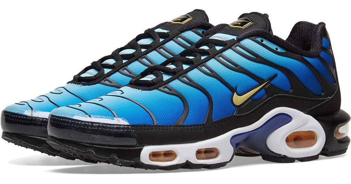 Nike - Blue Air Max Plus Og for Men - Lyst