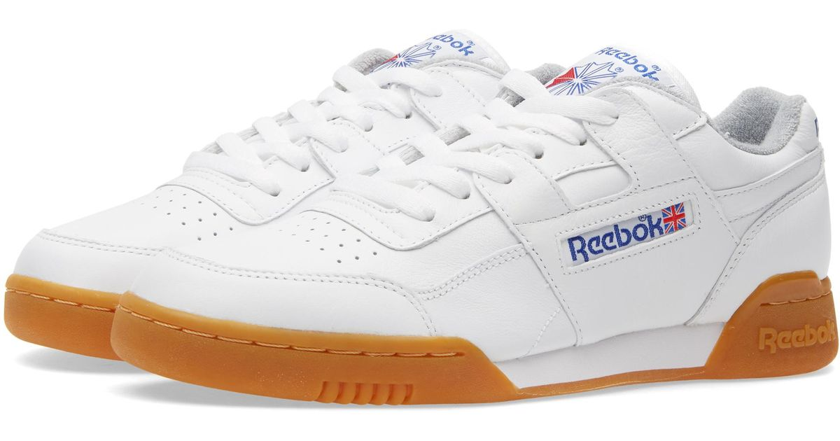 321c0bd7e76 Lyst - Reebok Workoutplus Nt Trainers In White Cn2126 in White for Men -  Save 61%