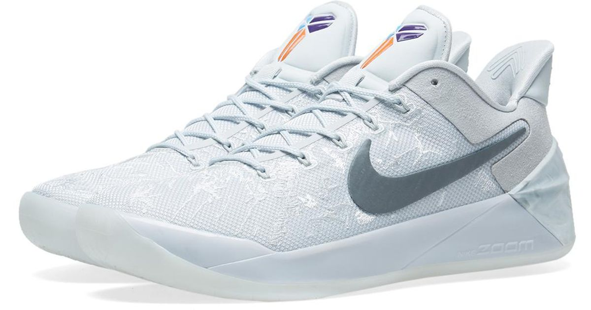 51bd864d023 Lyst - Nike Kobe A.d.  city Of Compton  in White for Men