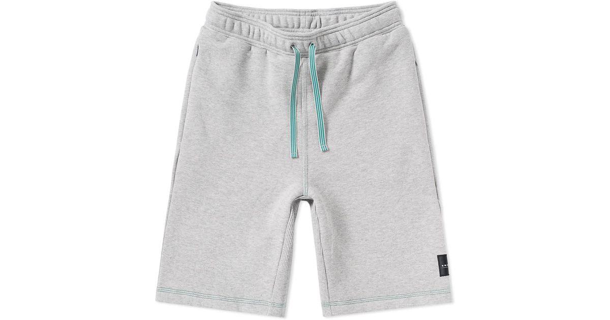Men Adidas Short Gray Eqt 18 For Lyst 0yNvm8nwOP