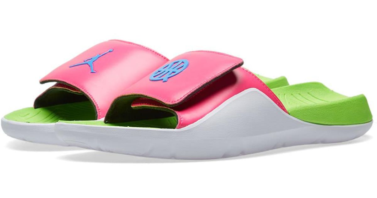 36f0dd61471d Nike Air Jordan Vii Hydro  quai 54  in Pink for Men - Lyst