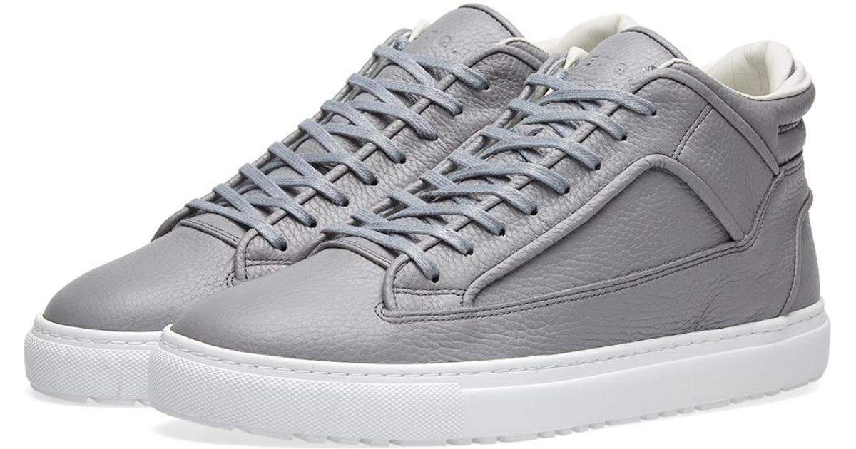 ETQ Amsterdam - Gray Etq  Mid Top 2 Sneaker - End  Exclusive for Men - Lyst