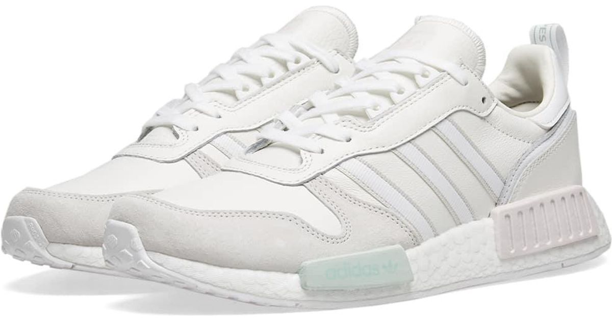 86756d40ef9dd Lyst - adidas Rising Star X R1 in White for Men