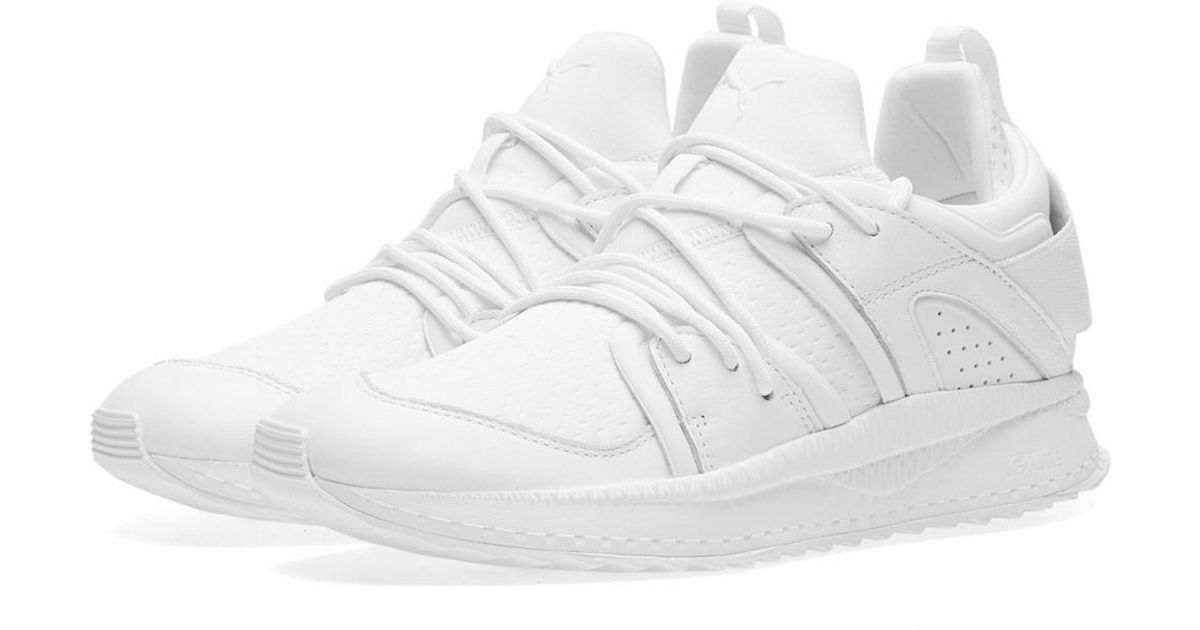 3d2e63b258c0 Lyst - PUMA Tsugi Blaze Meta in White for Men