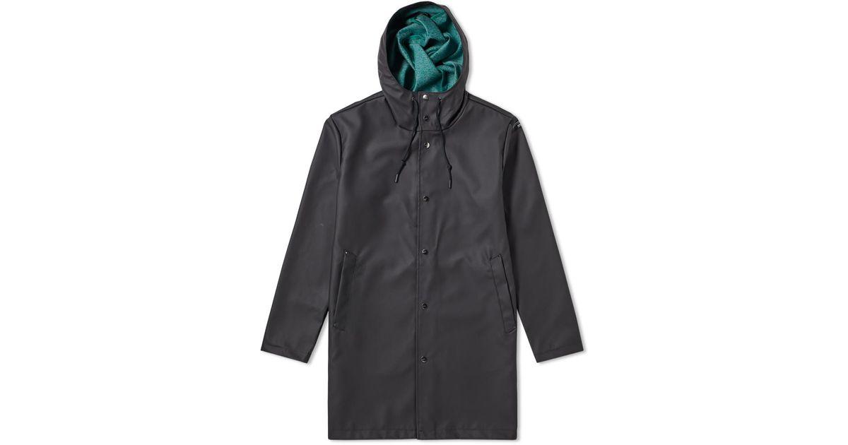 Lyst Adidas Eqt Rain Jacket In Black For Men