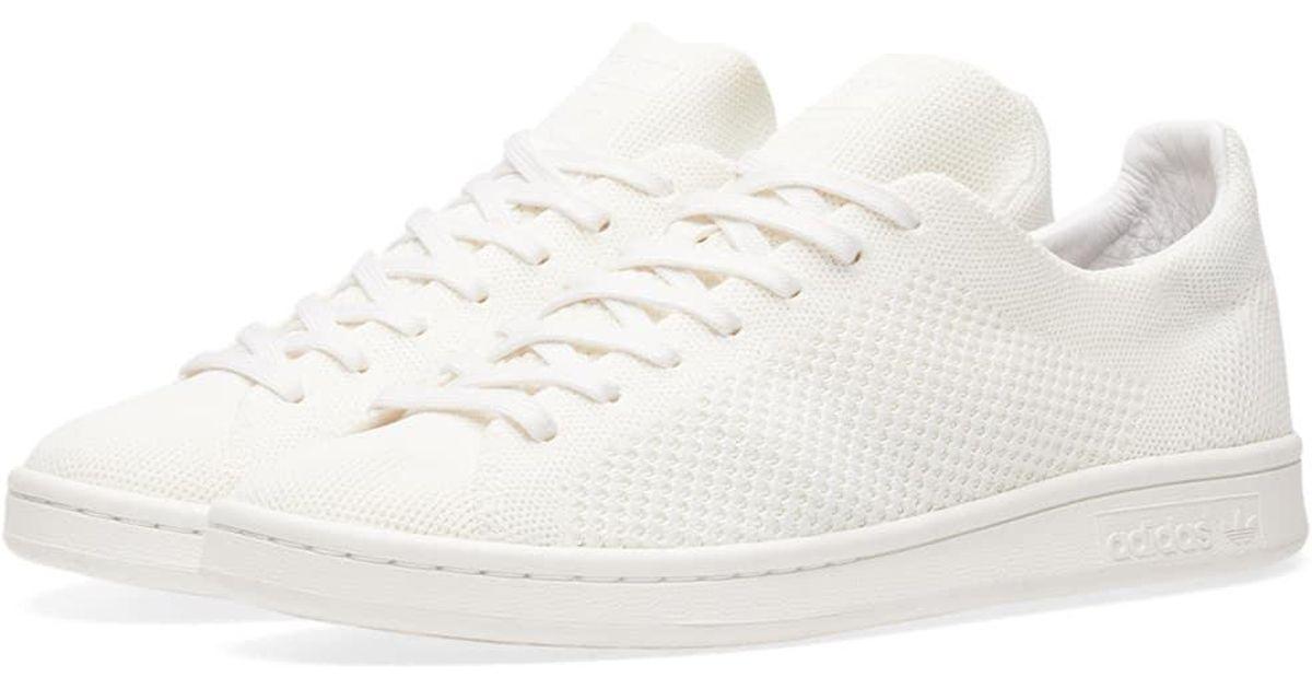 Lyst - adidas X Pharrell Williams Hu Stan Smith  blank Canvas  in White for  Men f04e41efa