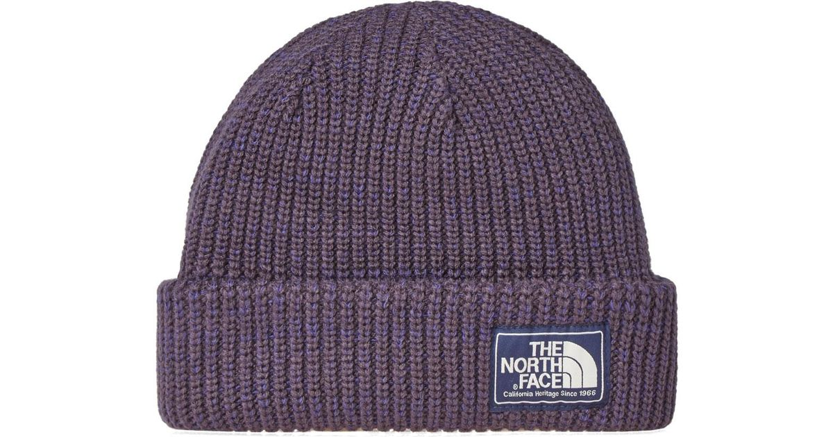 The North Face Salty Dog Beanie in Blue for Men - Lyst d949b5d31