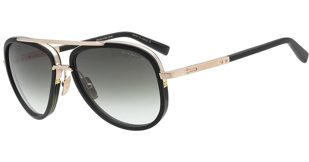 92d5388bf0a2 DITA Mach-two Sunglasses in Black for Men - Lyst