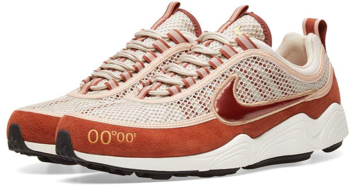 52675547884a10 Lyst - Nike Air Zoom Spiridon Uk Gmt in White for Men