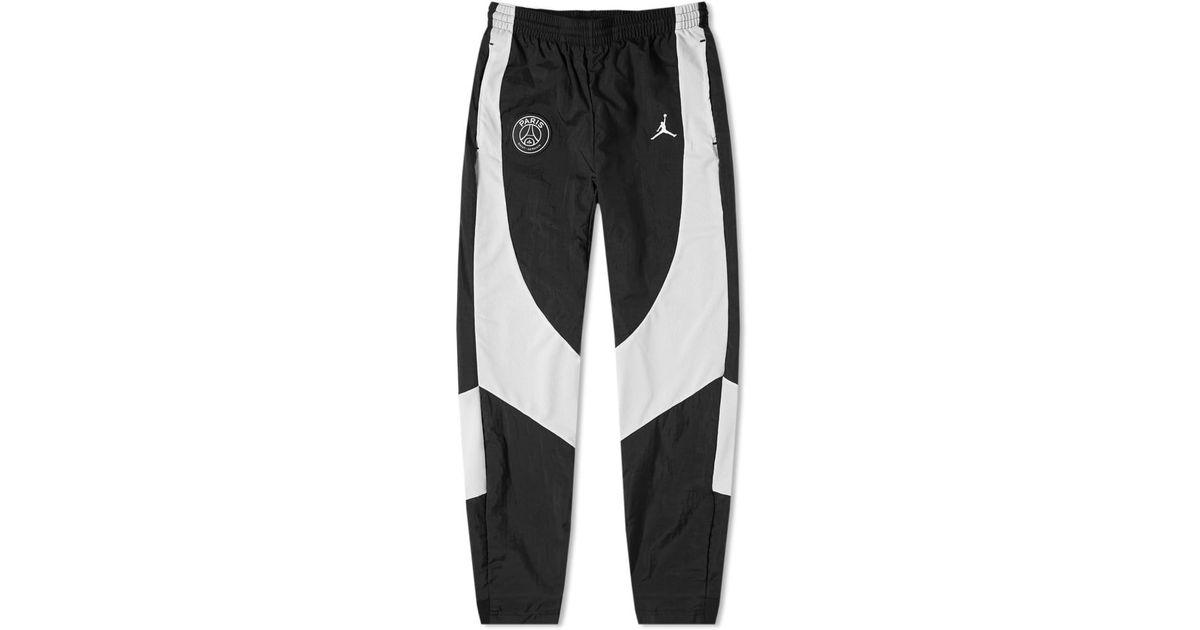 4fb3790e8 Nike Jordan X Paris Saint-germain Aj1 Pant in Black for Men - Lyst
