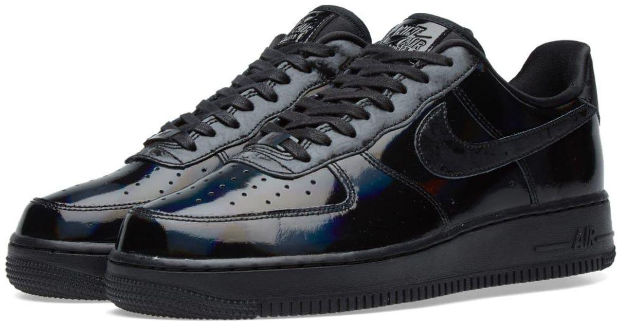 Nike Black Air Force 1 '07 Lux W Lyst