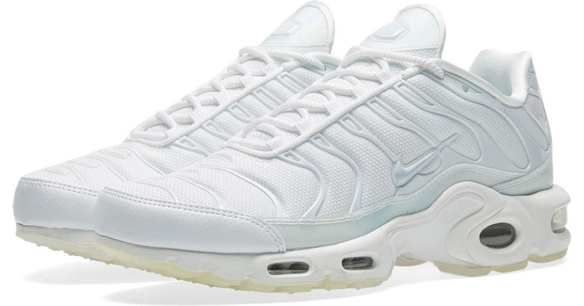 newest 2826f c9119 Lyst - Nike Air Max Plus Se W in White
