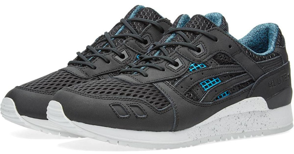 cheap for discount 8fab7 94a52 Asics - Black Gel-lyte Iii '30 Years Of Gel' for Men - Lyst