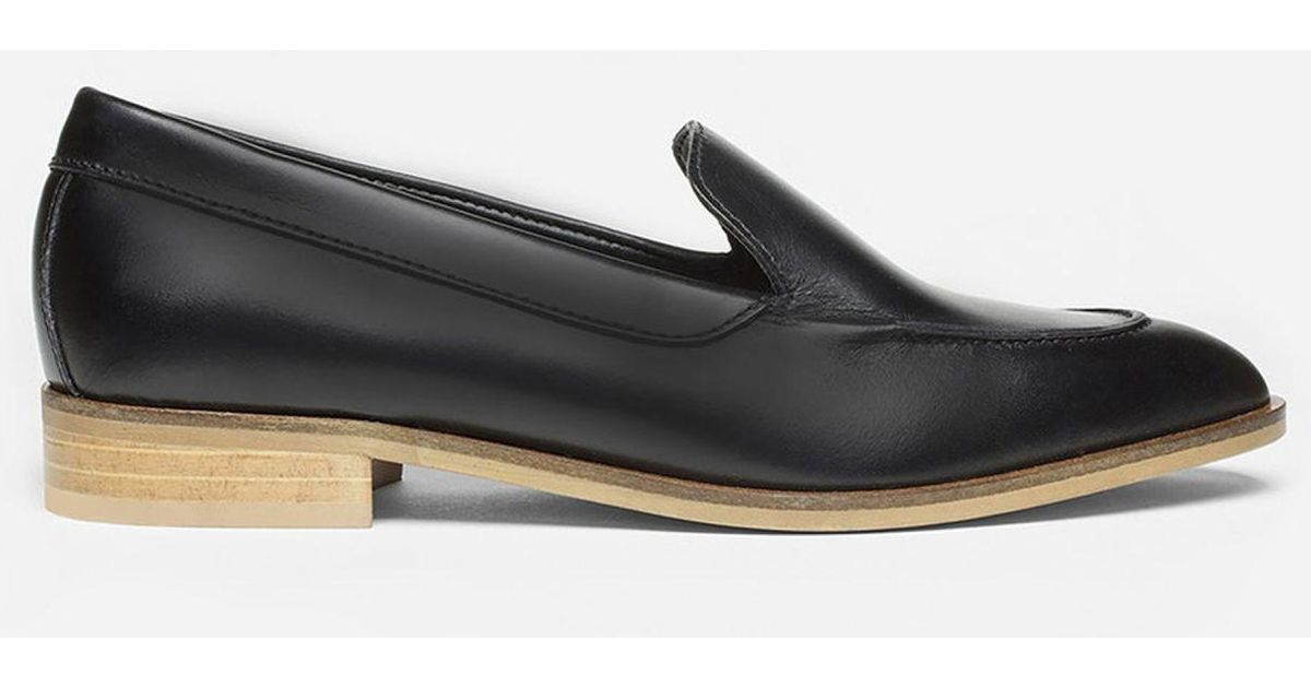 bdd74364eab Lyst - Everlane The Modern Loafer in Black - Save 1%