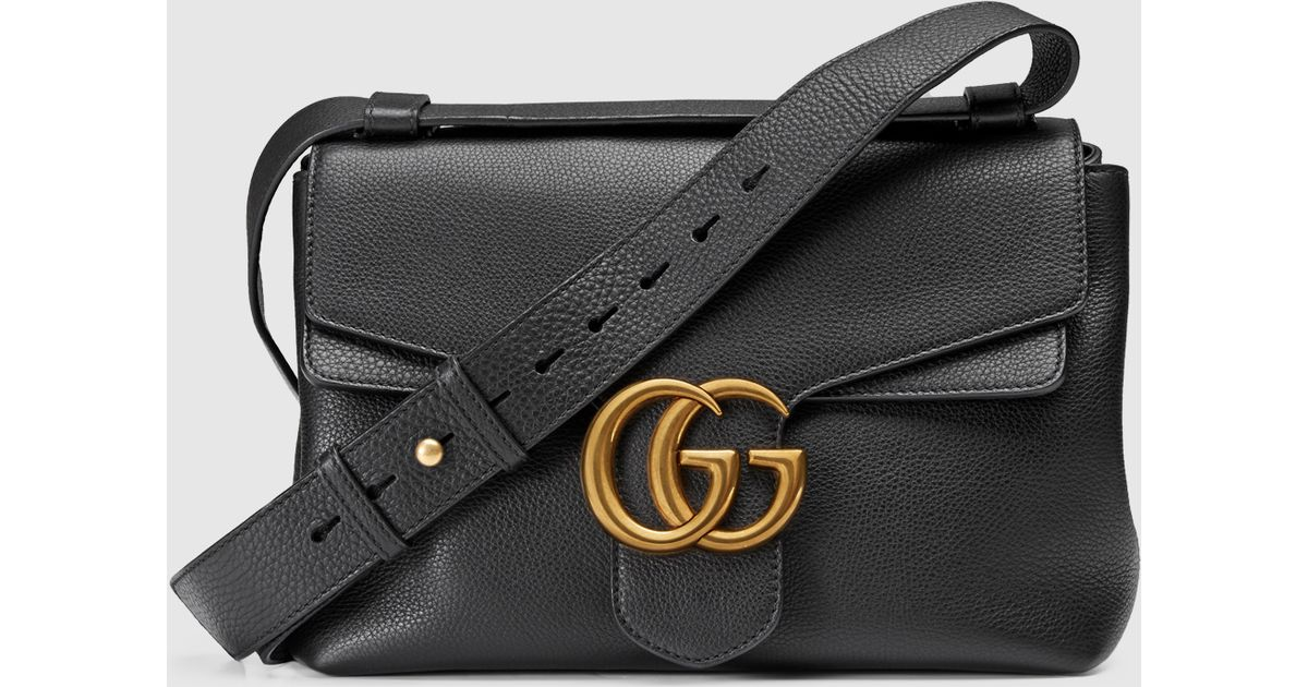 Gucci GG Marmont Medium Quilted Leather Shoulder Tote Bag aLwyLnc