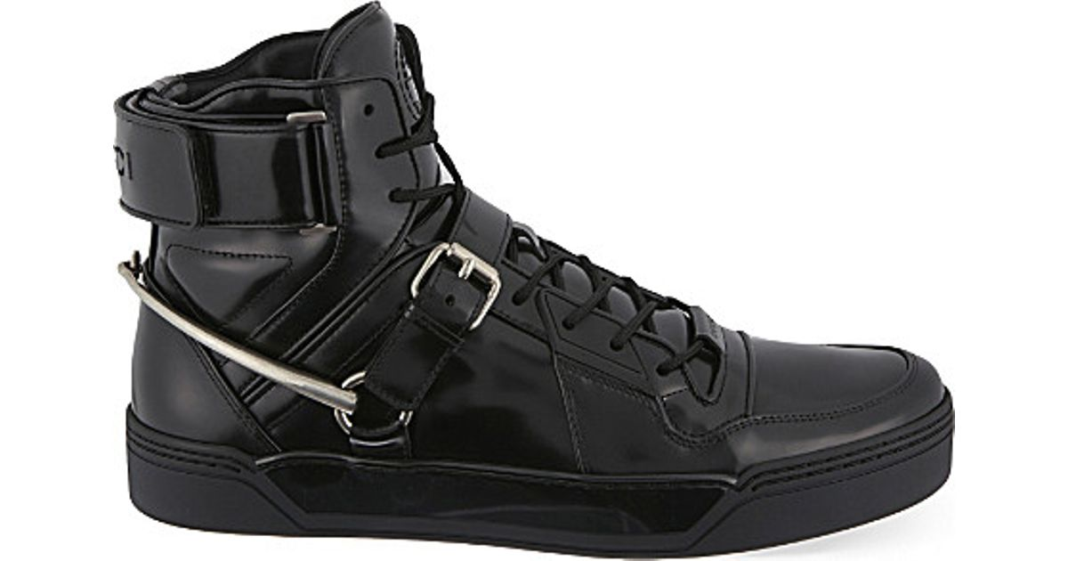 Ln40MrOtp2Leather High Trainers Oz5UO2RK