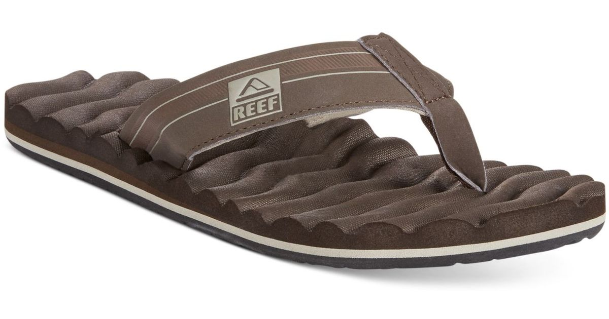 0e90cb8b922c Lyst - Reef Swellular Cushion 3D Sandals in Brown for Men