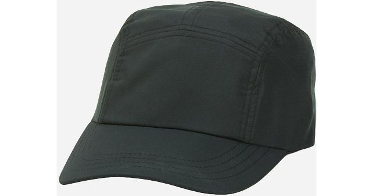 ffb4b4f1185ae9 Lyst - San Diego Hat Company Mens 5 Panel Athletic Ball Cap in Black for Men