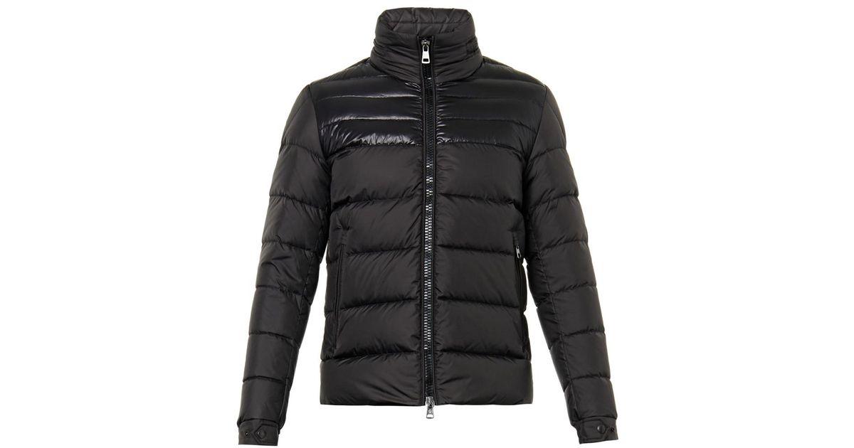 moncler dinant black men down jackets