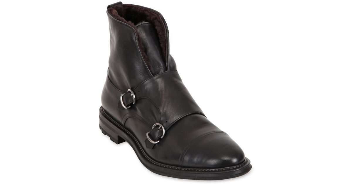 Fratelli Rossetti Patent Leather Boots pcTAUO