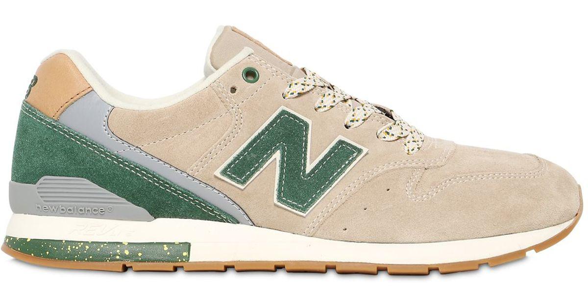 New Balance 996 Suede