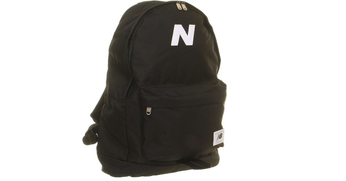 144014c5f6cf New Balance Mellow Backpack in Black for Men - Lyst