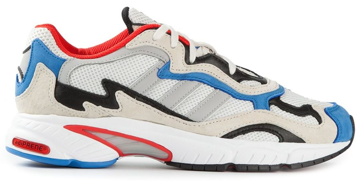 differently 69913 6667c Lyst - adidas Temper Run Sneakers in White for Men