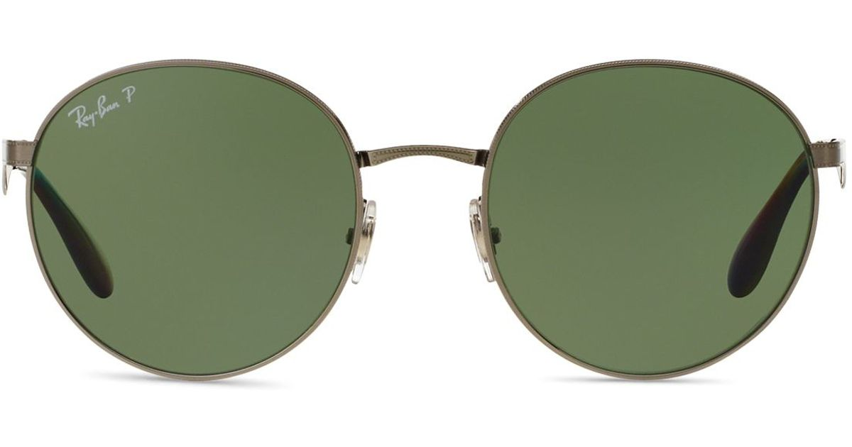 Lyst - Ray-Ban Lennon Sunglasses, 51mm in Green for Men 389cccc32daa